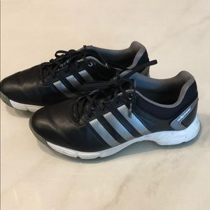 Adidas Adipower Golf Shoes Size 3 youth